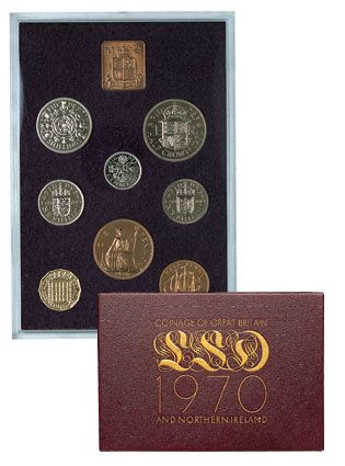 1970 Proof Set