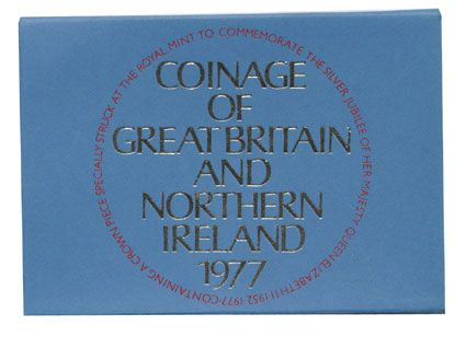1977 Royal Mint Proof Set