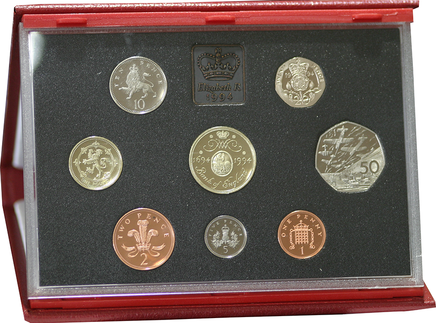 1994 Royal Mint Proof set