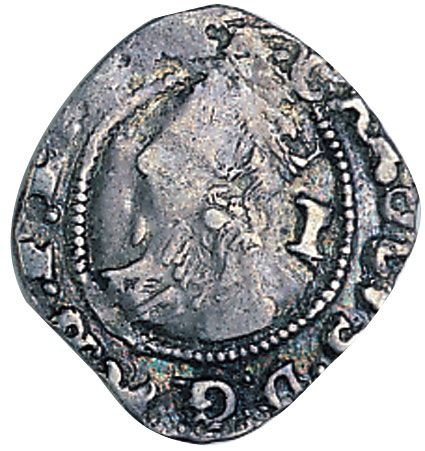 Charles I Silver Penny 1625 - 1649