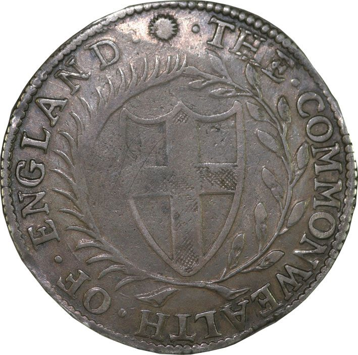 Commonwealth Crown 1649 - 1656