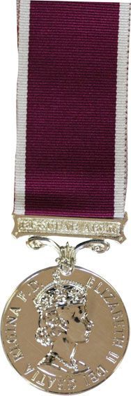 Elizabeth II Long Service and Good conduct Medal