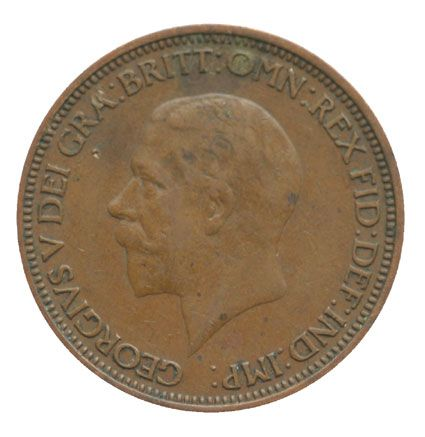 George V Halfpenny