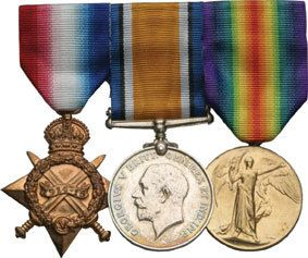 Pip Squeak & Wilfred WWI Medal Set