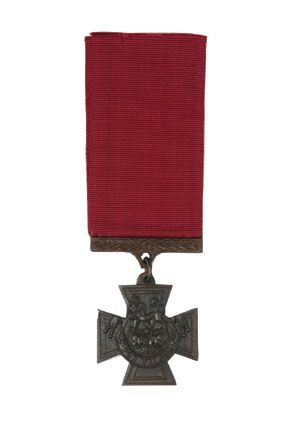 Replica Miniature Victoria Cross 1856 Medal